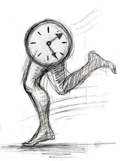 pourquoi le temps passe vite